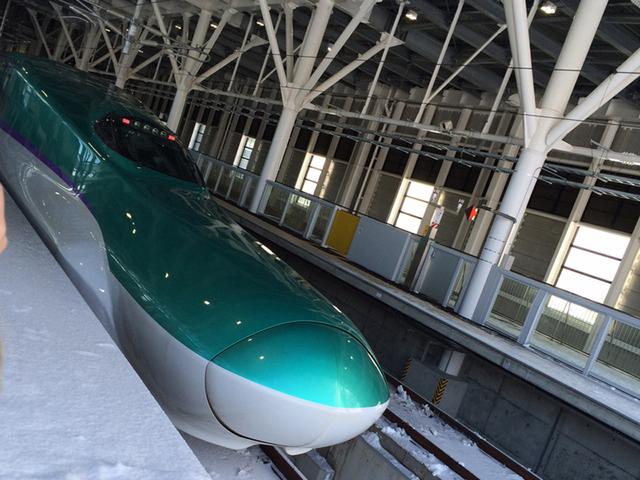 北海道新幹線H5系車両