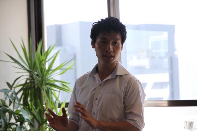 株式会社CaSy 創業者CEO 加茂雄一さん