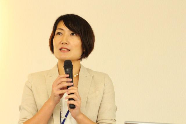 NPO法人マドレボニータ 太田智子さん