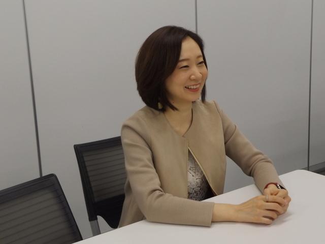 「とらばーゆ」編集長 福中咲子さん