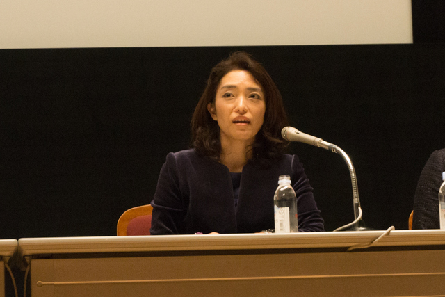 チェンジウェーブ代表取締役 佐々木裕子さん