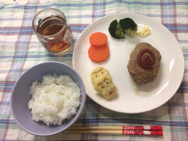 ある日の夕食。(Aさん)