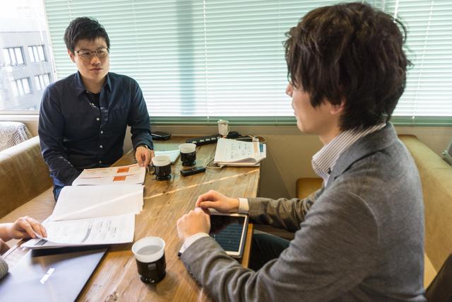 左から、合同会社レインボー 代表 秋沢 崇夫さん、エコ...