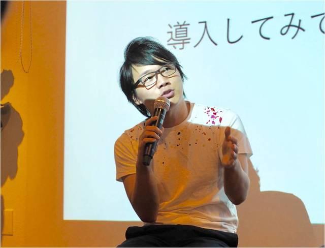 スマートキャンプ株式会社 代表取締役 古橋智史さん